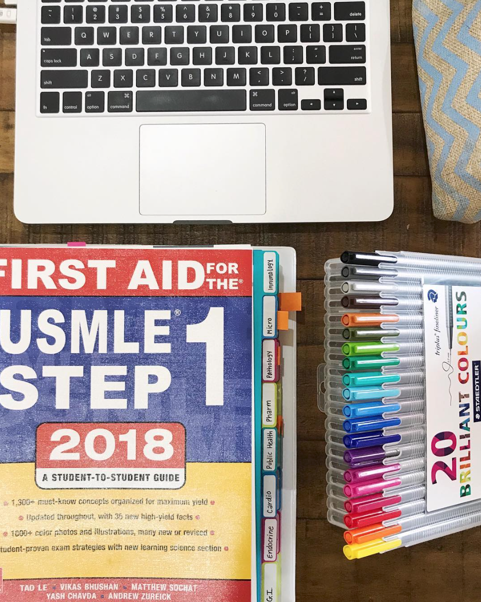 first aid usmle step 1 comlex level 1