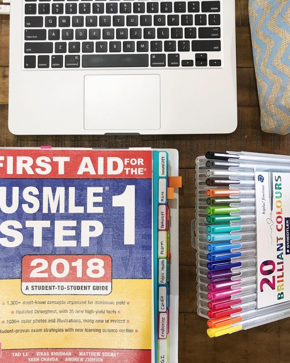 first aid usmle step 1 comlex level 1