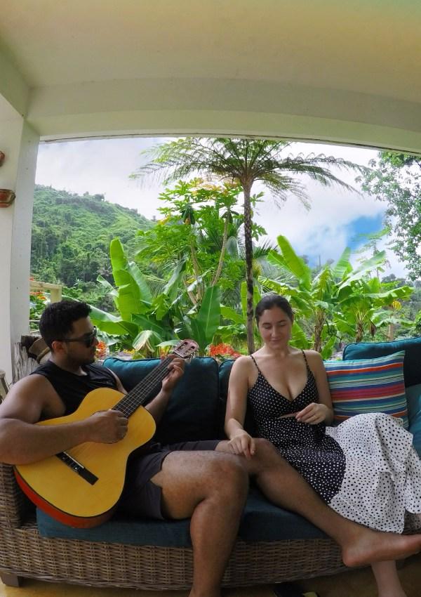 Puerto Rico rainforest El Yunque
